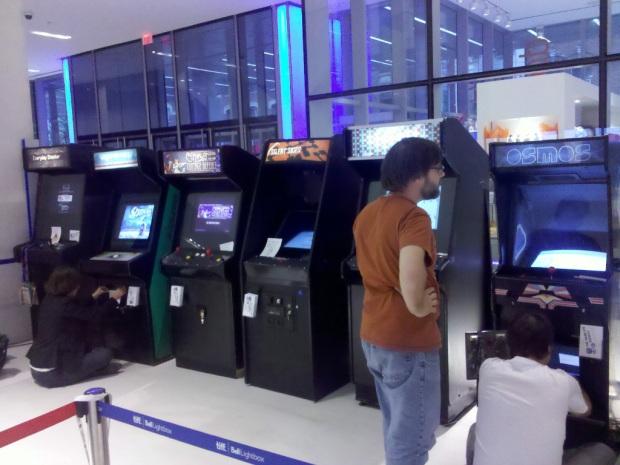 showcase cabinet arcade plans
